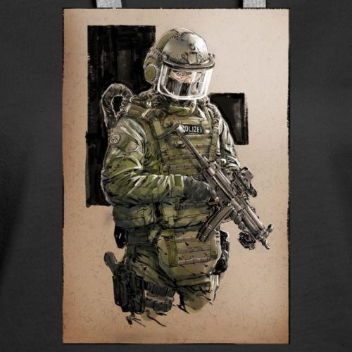 Military Polizei - Women's Premium Hoodie