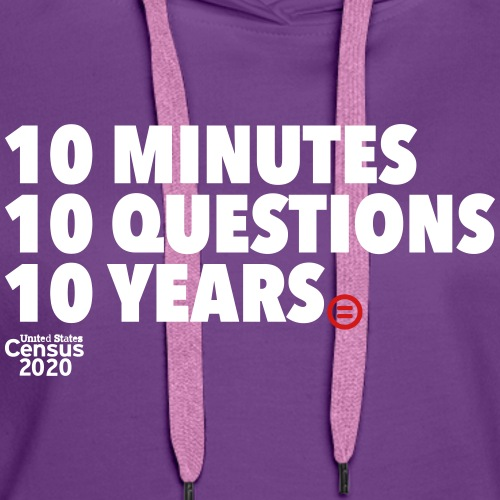 10 years - Women's Premium Hoodie