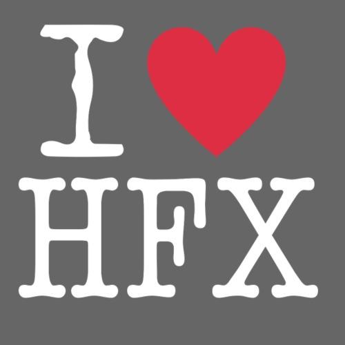 I ❤️ Halifax - Women's Premium Hoodie