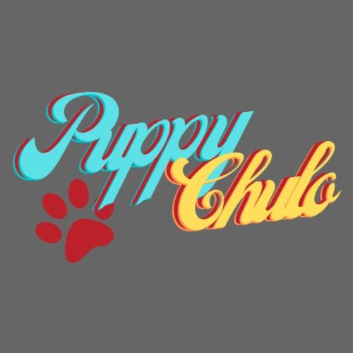 'Puppy Chulo', Funny Spanish Pun - Women's Premium Hoodie