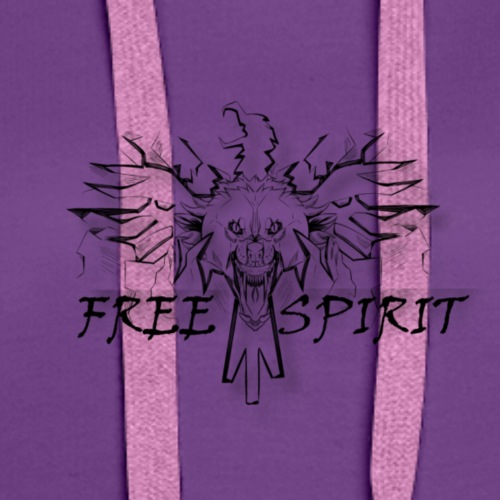free spirit - Women's Premium Hoodie