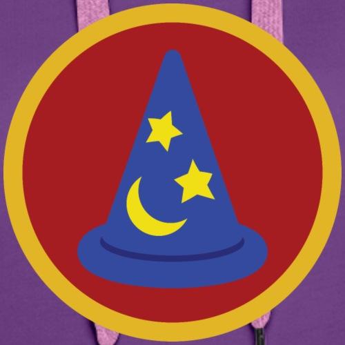 Sorcerers Workshop Explorer Badge - Women's Premium Hoodie