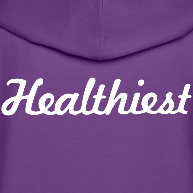 Sick Healthiest Sticker!