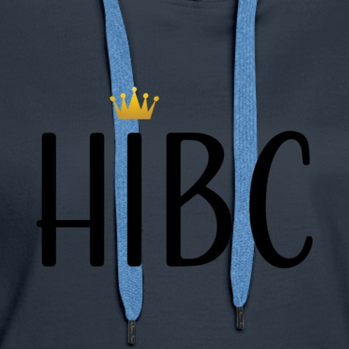 HIBC Bellydance Competition - Women's Premium Hoodie