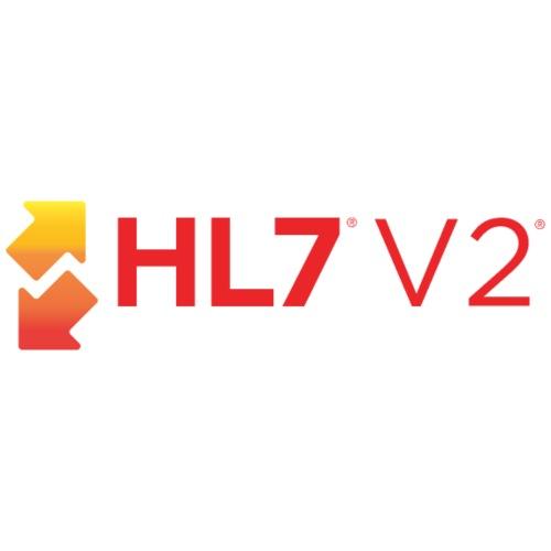 HL7 Version 2 Logo - Women's Premium Hoodie