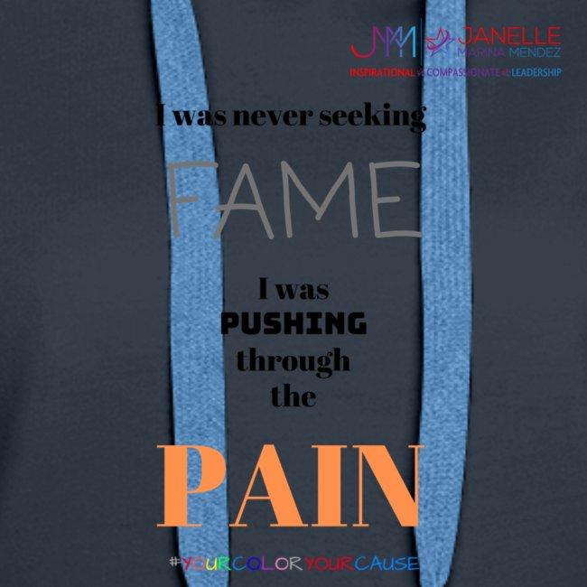 Fame Pain Tee