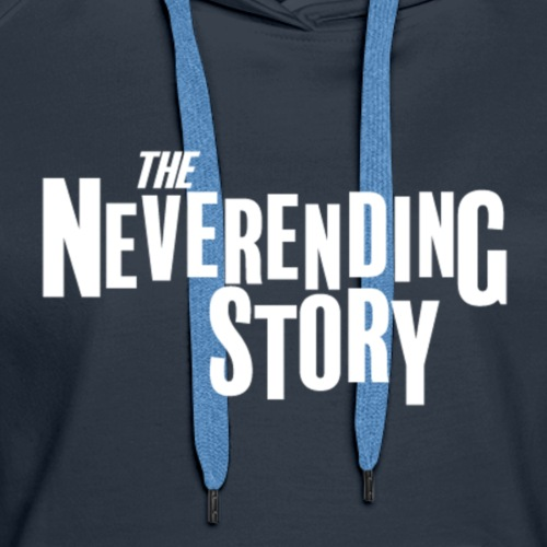 Neverending Story - Women's Premium Hoodie