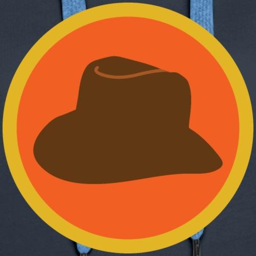 Indiana Jones Explorer Badge - Women's Premium Hoodie