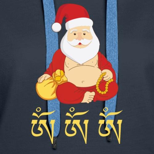 OM Buddhist Santa - Funny Santa Claus Christmas