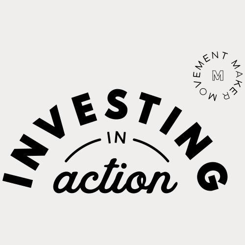 Investing in Action - Women's Premium Hoodie