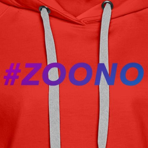#Zoono LIMITED EDITION - Women's Premium Hoodie