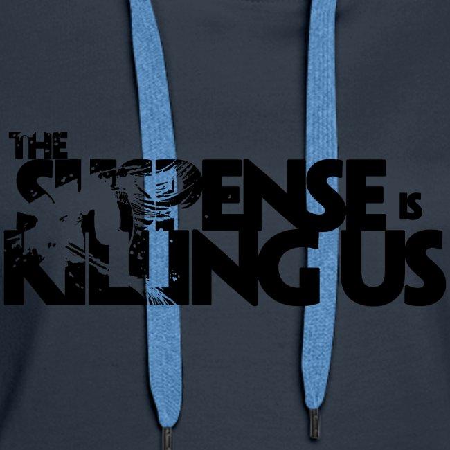 Suspense Is Killing Us Logo Black