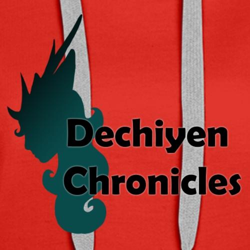 Dechiyen Chronicles Logo - Women's Premium Hoodie
