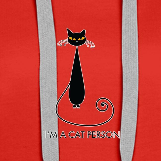 TNR IM A CAT PERSON