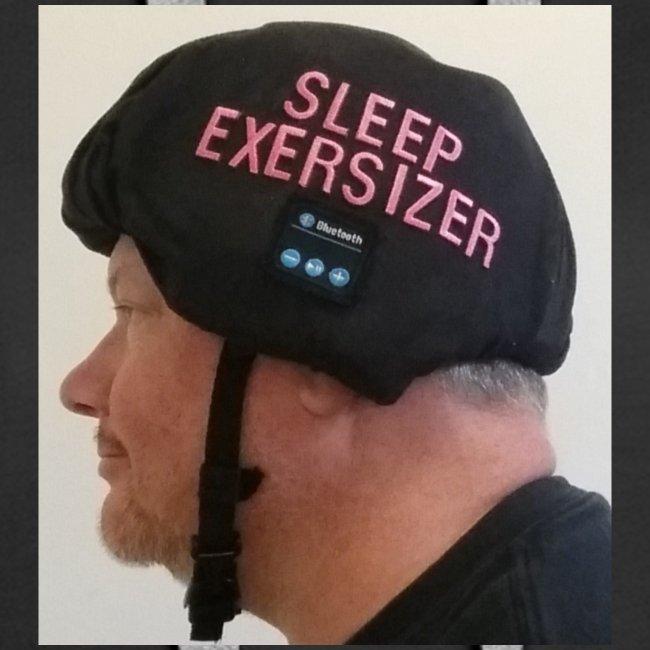 Sleep Exersizer Helmet Model