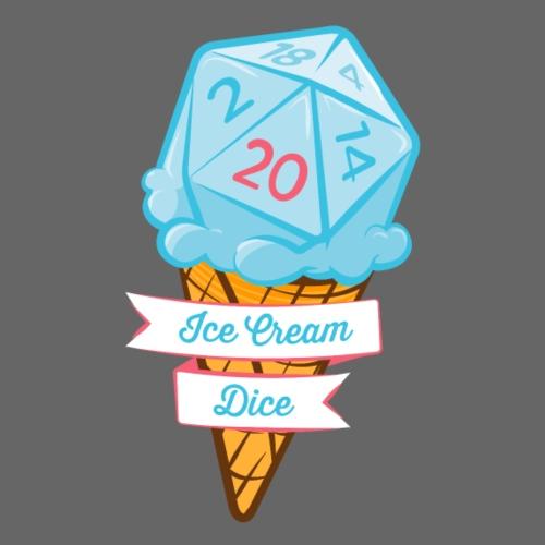 Ice Cream Dice Logo - Women's Premium Hoodie