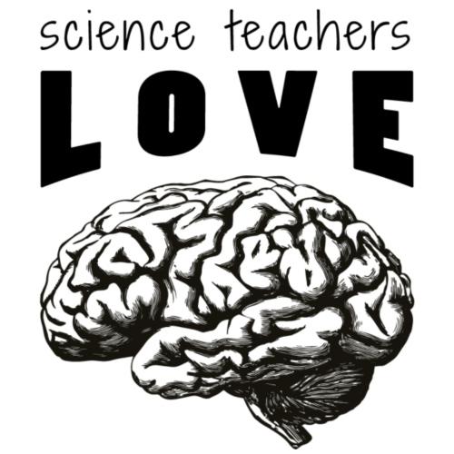 Science teachers love brains! - Women's Premium Hoodie