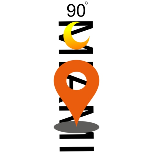 90 DEGREE MIAMI - Women's Premium Hoodie