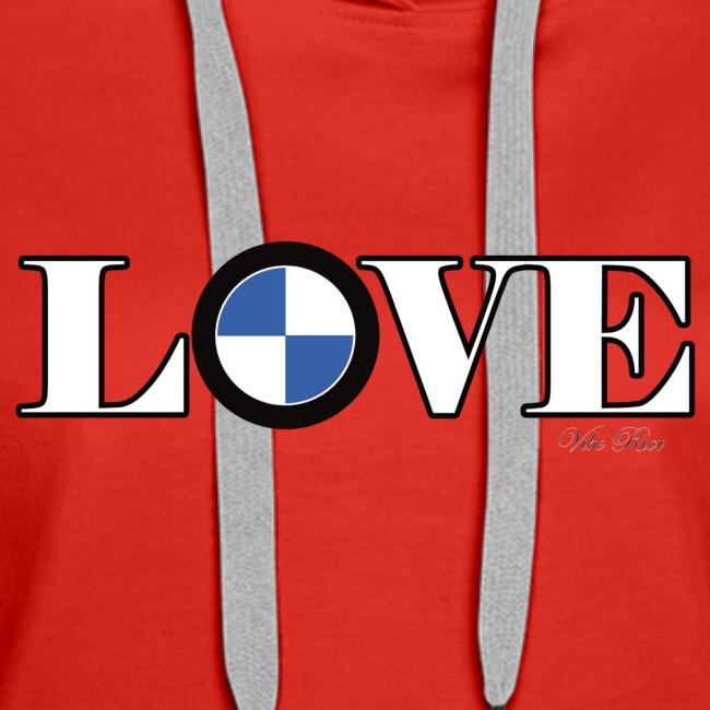 LOVE Wheel (Serif) - Colors