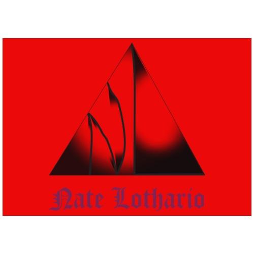 Red Logo 3 - Women's Premium Hoodie