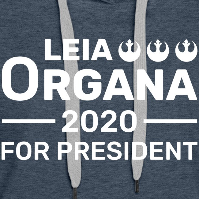 Leia Organa For President 2020