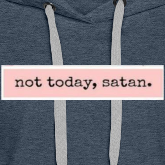 not, today satan clothing and accessories