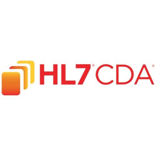 HL7 CDA Logo - Women's Premium Hoodie