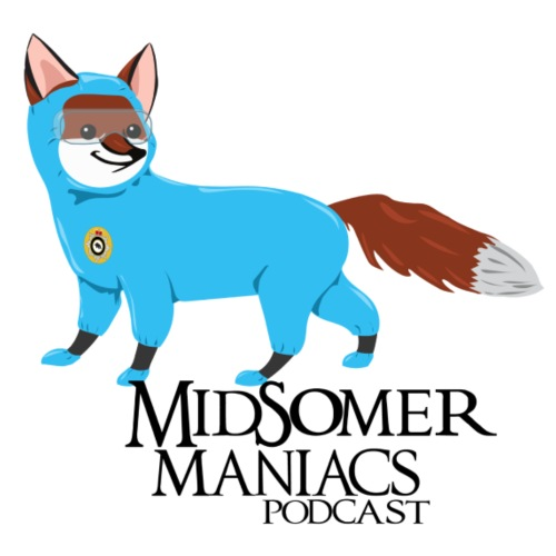 Midsomer Maniacs - SOCO Fox dark text