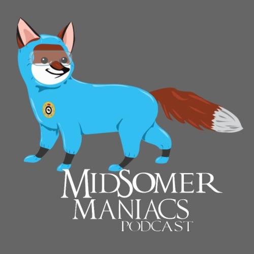 Midsomer Maniacs - SOCO Fox light text - Women's Premium Hoodie