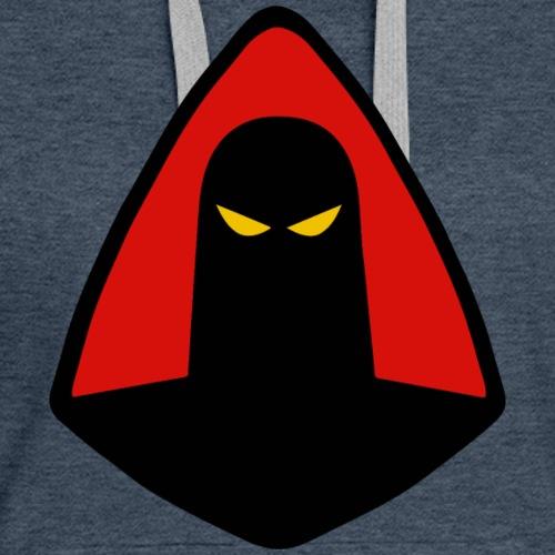 Space Ghost: 90's Cartoon Network | 90's Kid Merch - Women's Premium Hoodie