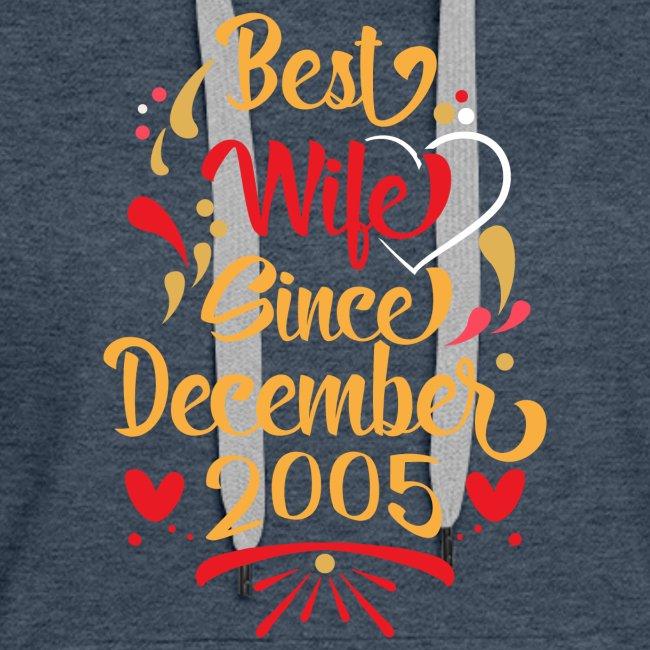 best wife since december 2005