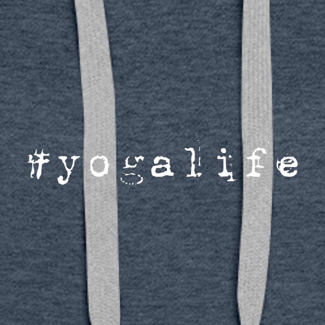 Yogalife Hastag Design