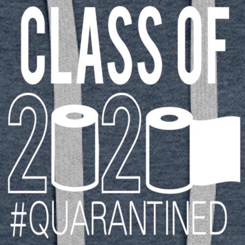class of 2020 - Women's Premium Hoodie