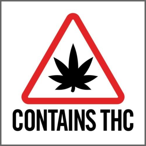 THC Warning - Women's Premium Hoodie