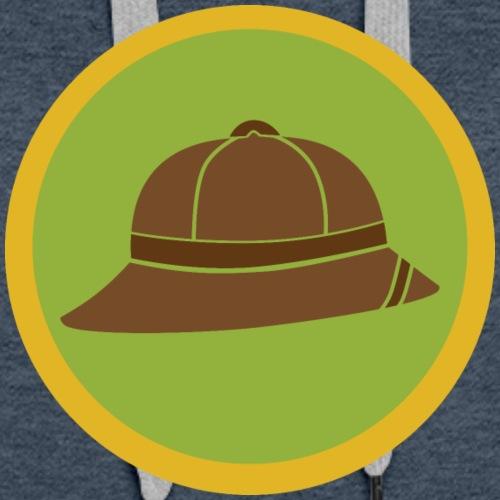 Adventureland Explorer Badge - Women's Premium Hoodie