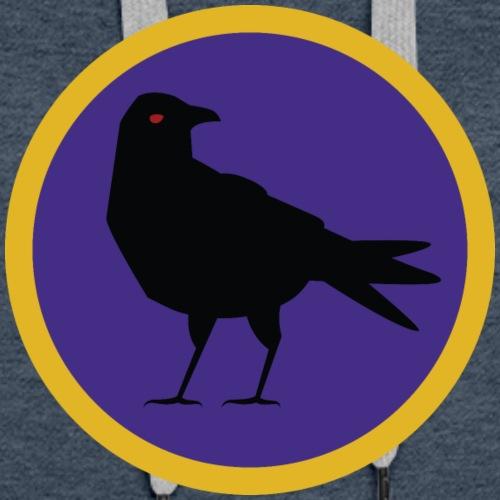 Raven Excplorer Badge - Women's Premium Hoodie