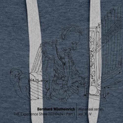 Materiaal Vol. 044 - 20210424 THF solo Part 1 - Women's Premium Hoodie