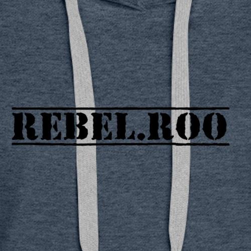 RebelRoo Logo - Women's Premium Hoodie