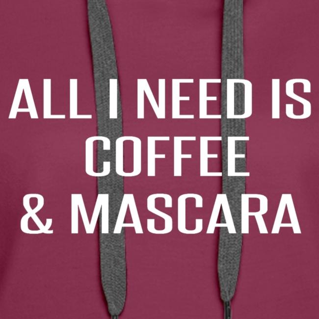 """Coffee and Mascara"""