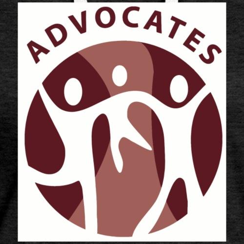 Advocates Logo VECTOR - Women's Premium Hoodie