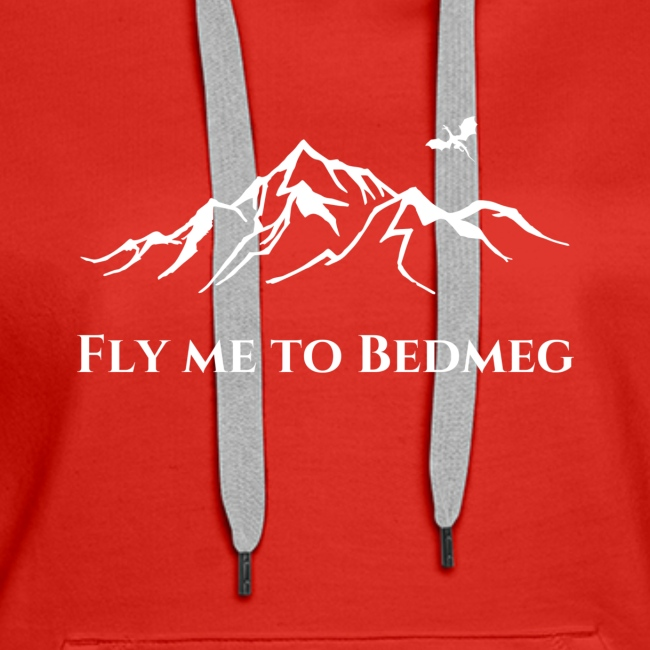 Fly Me to Bedmeg (white)