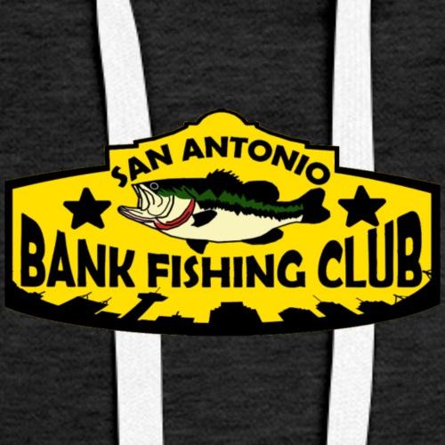 San Antonio Bank Fishing Club Color Logo - Women's Premium Hoodie