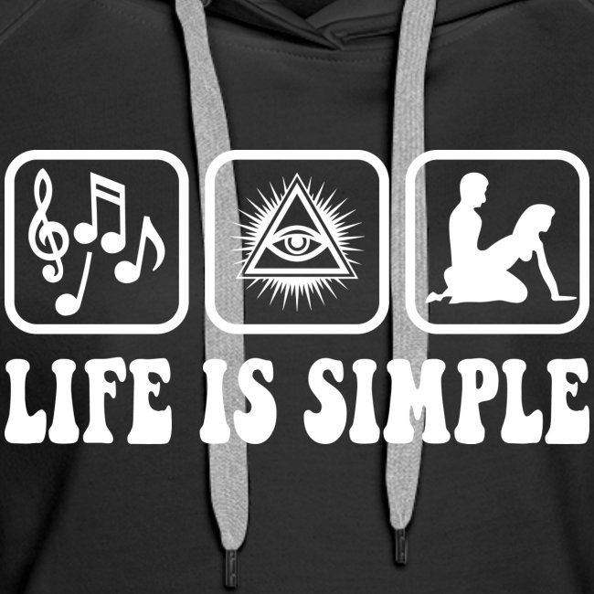 Life Is Simple - Music, Third Eye