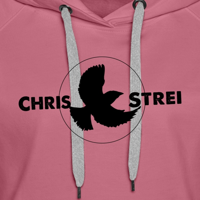 Chris Strei BlackBird Logo (black)