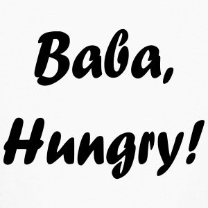 Baba, Hungry! - Kids' Long Sleeve T-Shirt