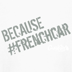 #becausefrenchcar by GusiStyle - Kids' Long Sleeve T-Shirt