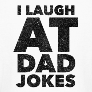 Dad Jokes - Kids' Long Sleeve T-Shirt
