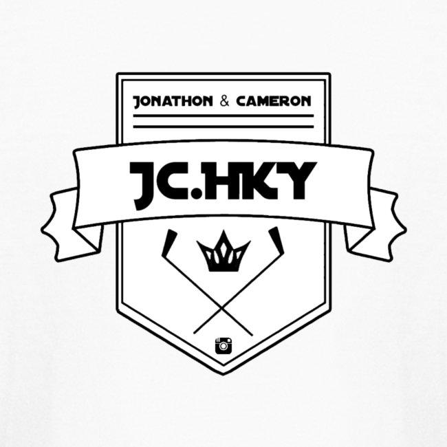 JC.HKY Blue hoodie