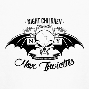 Shadowhunters - Nox Invictus Bikers Club - Kids' Long Sleeve T-Shirt
