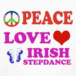 irishstepdance - Kids' Long Sleeve T-Shirt